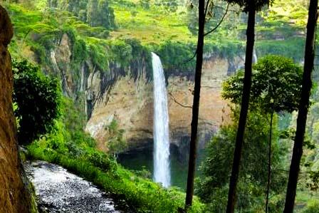 Sipi Falls Mbale - Jinja town