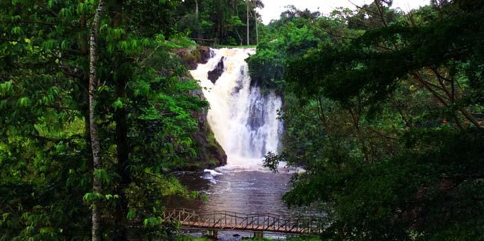 1 day jinja tour - sezibwa falls