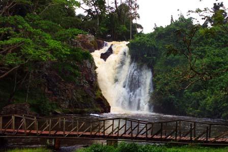 Sezibwa Falls - Jinja town