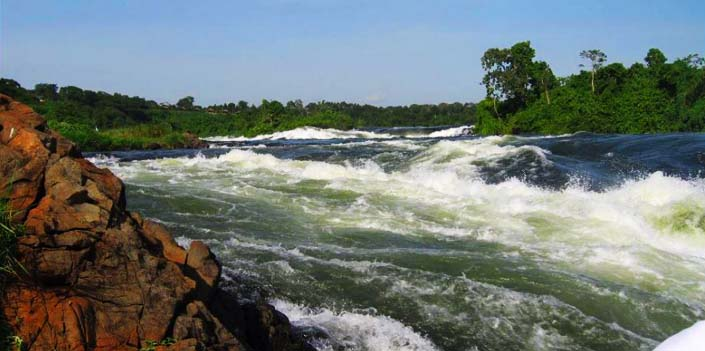 source of the nile jinja adventure