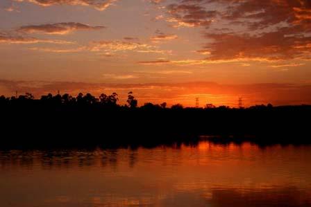 Sunset Cruise along the Nile - Jinja town